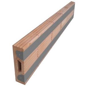 Bakonytherm® Bakony elem-magas kerámia nyílásáthidaló - 200 cm