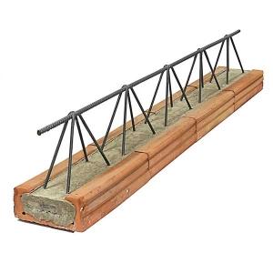 Bakonytherm® kerámia födémgerenda - 600 cm