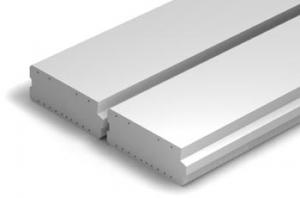 Ytong DE jelű födémpallók - 625 x 125 mm
