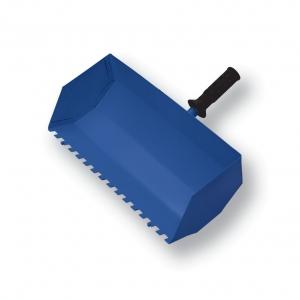 Ytong habarcsterítő kanál - vékonyágyazatú falazóhabarcshoz - 37,5 cm