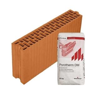 Porotherm Profi + V.F.H. 10 N+ F