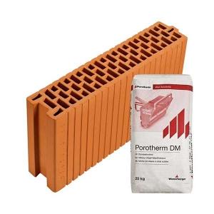 Porotherm Profi + V.F.H. 12 N+ F
