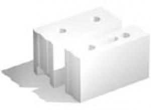 Silka - HMLF 100 NF válaszfalelem - 333 x 250 x 100 mm